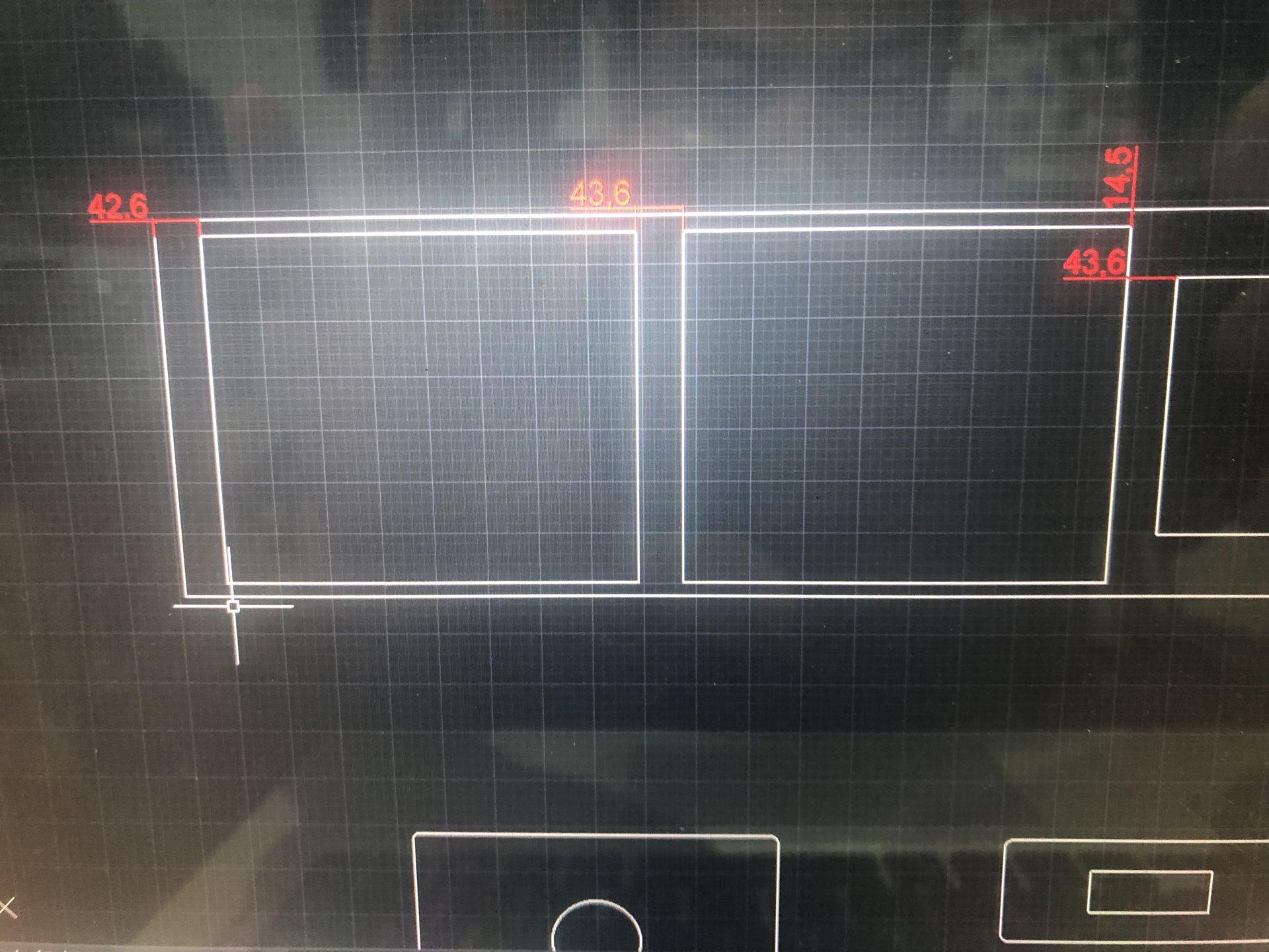 ハトラスGT60 ガーミン取付-4 グラスヘルム